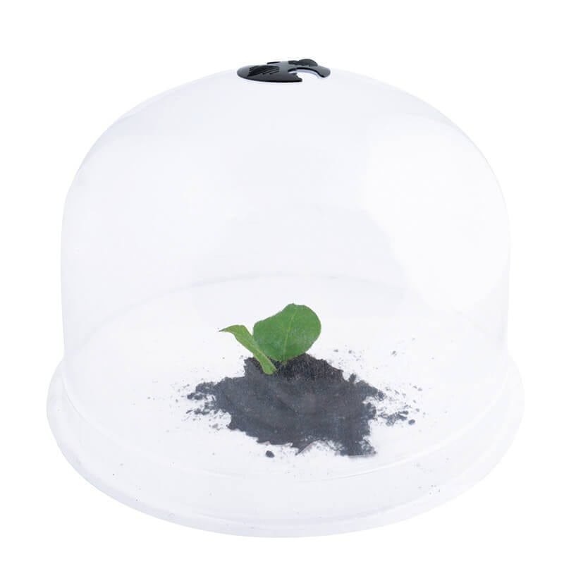 Plastic Garden Cloche with Pegs Large - Esschert Design USA