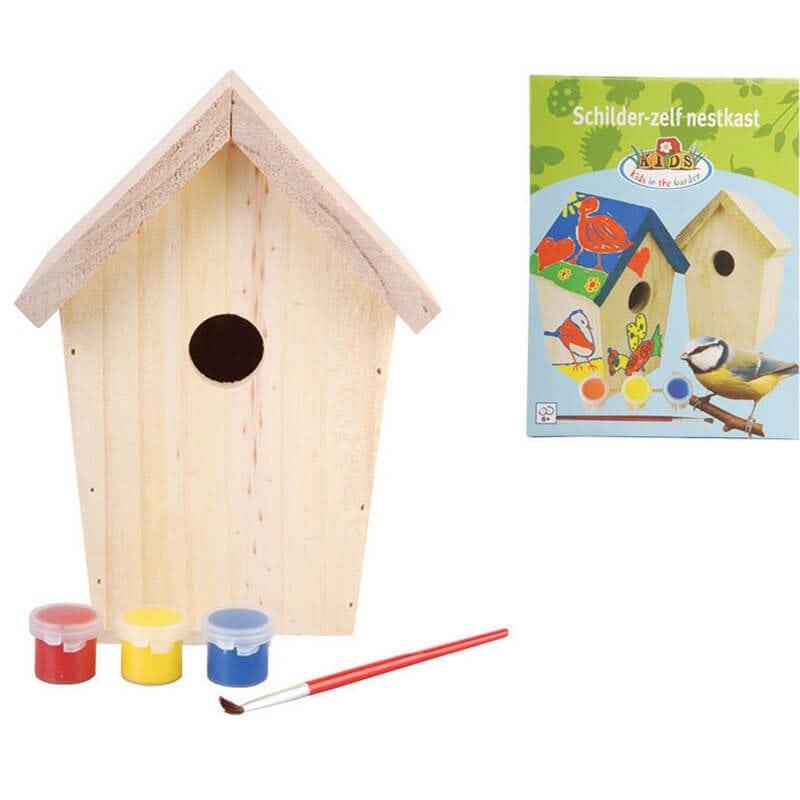 "Children's ""Build it Yourself"" Birdhouse Kit"