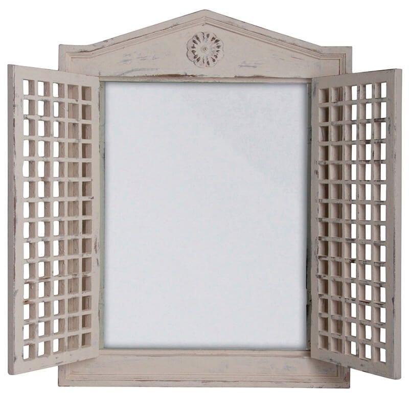 Mirror w/ Lattice Doors  sc 1 st  Esschert Design USA & Mirror w/ Lattice Doors - Esschert Design USA
